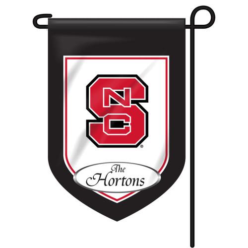 North Carolina State Personalized Garden Flag