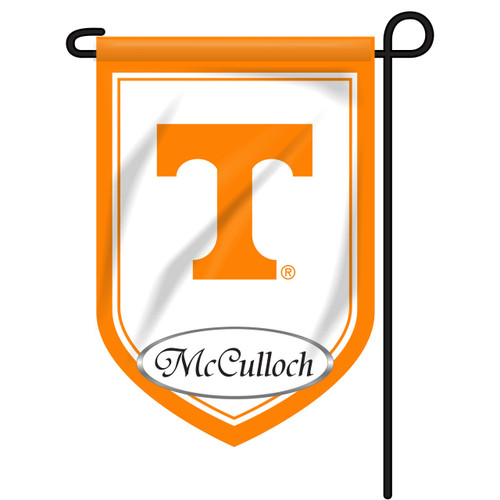 Tennessee Personalized Garden Flag