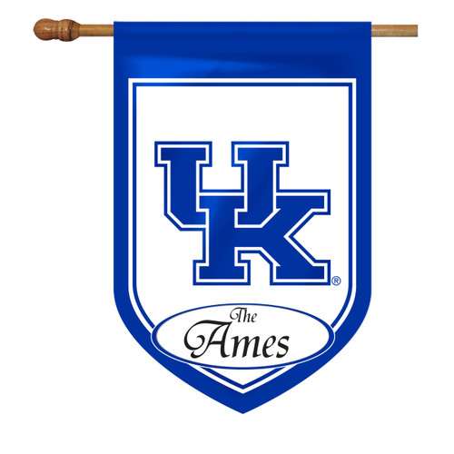Kentucky Personalized House Flag