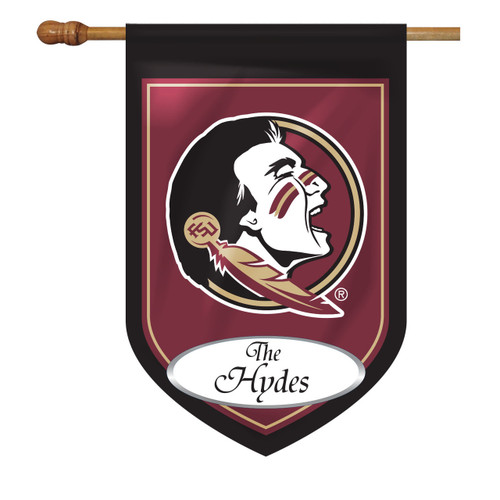 Florida State Personalized House Flag