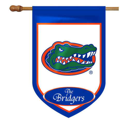 Florida Personalized House Flag