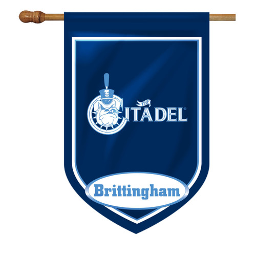 Citadel Personalized House Flag