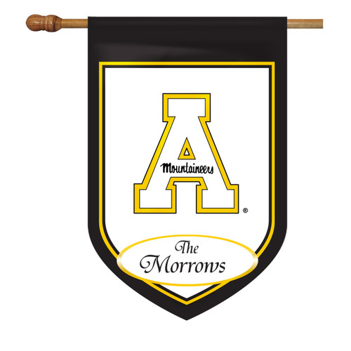 App State Personalized House Flag