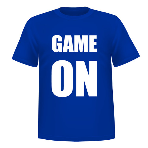 Game On Short Sleeve