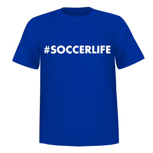 Soccer Life Short Sleeve