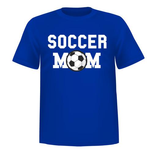 Soccer Mom Short Sleeve
