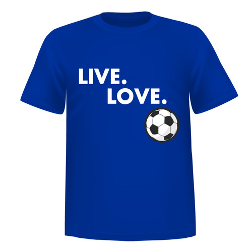 Live Love Short Sleeve