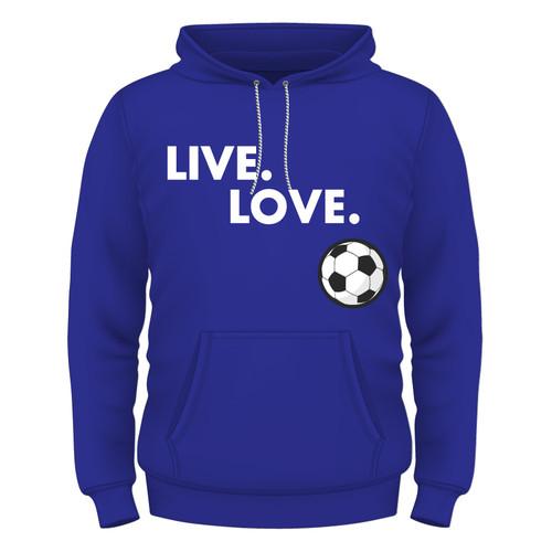 Live Love Hoodie