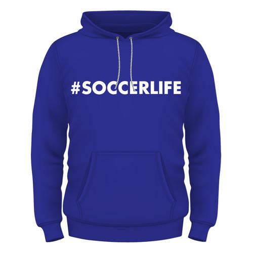 Soccer Life Hoodie