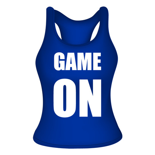 Game On Racerback
