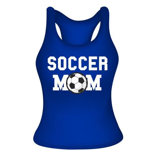 Soccer Mom Racerback