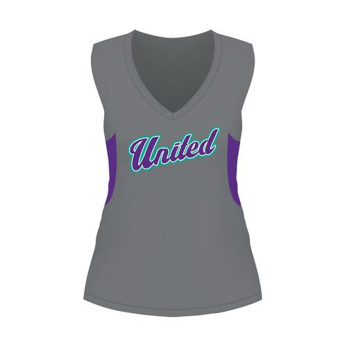 SC United Ladies Sleeveless Shirt