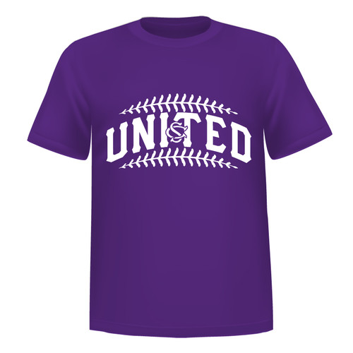 SC United Purple Jersey