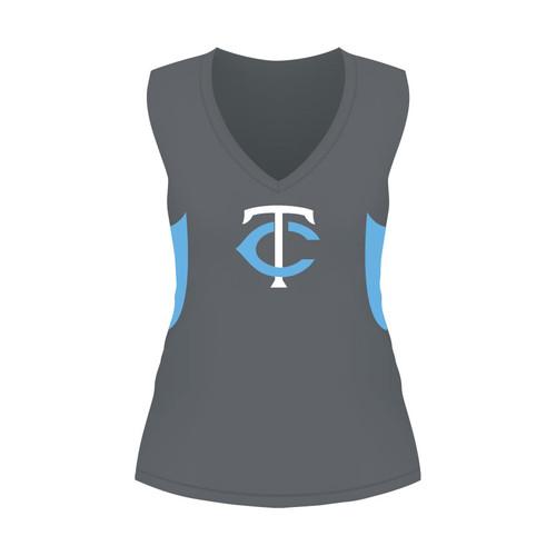 Carolina Thunder Ladies Sleeveless Shirt