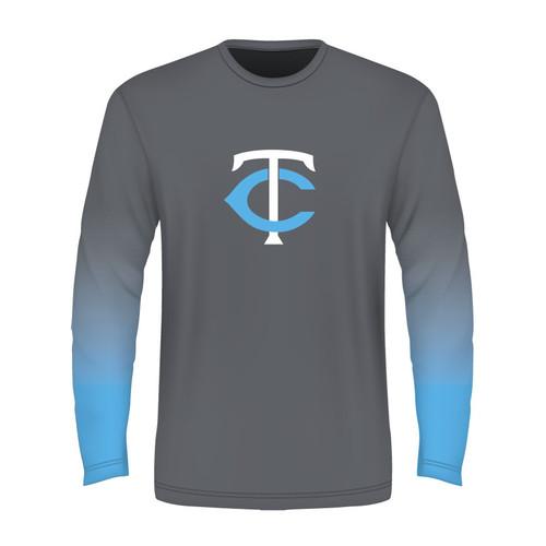 Carolina Thunder Long Sleeve T - Sublimated