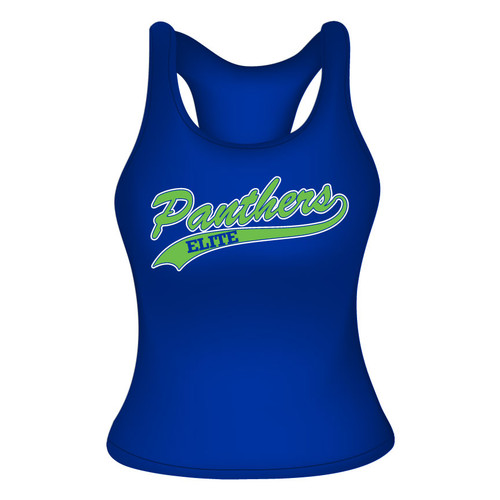 Panthers Elite Racerback