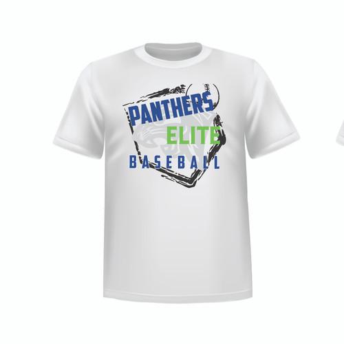 Panthers Elite Practice Shirt
