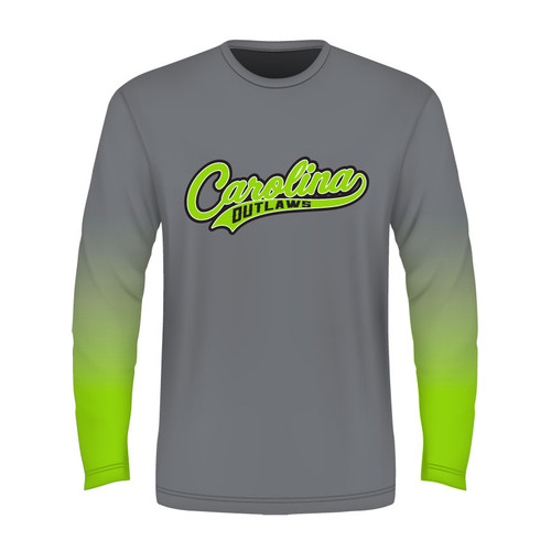 Carolina Outlaws Long Sleeve T - Sublimated
