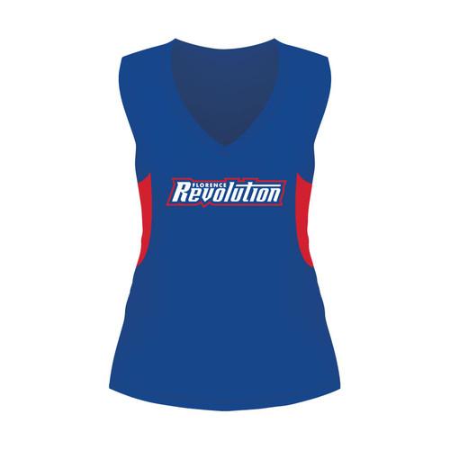 Florence Revolution Ladies Sleeveless Shirt