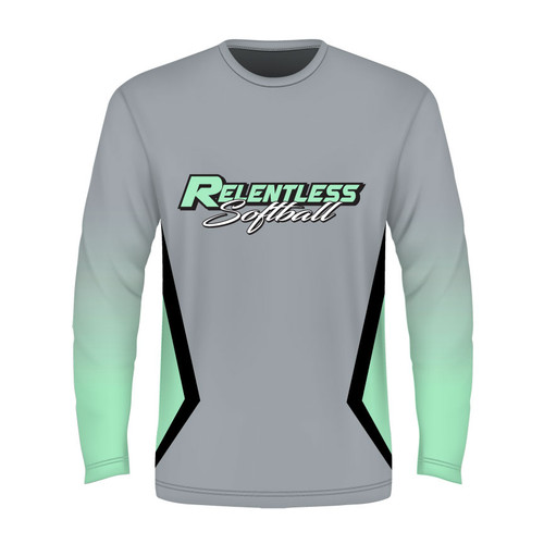 Relentless Long Sleeve T - Sublimated