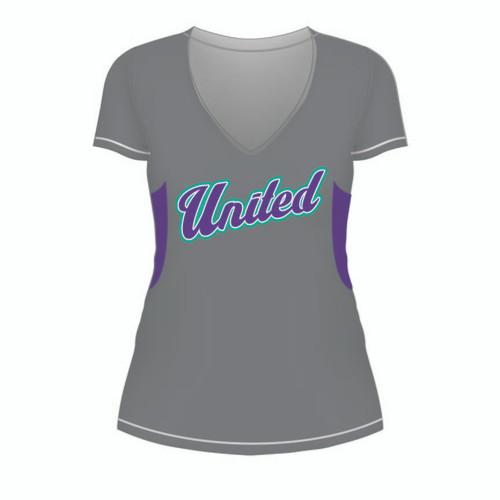SC United Ladies Short Sleeve