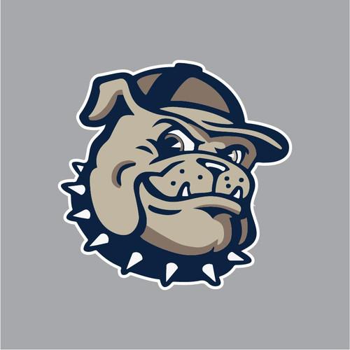 Bay City Bulldogs Decal