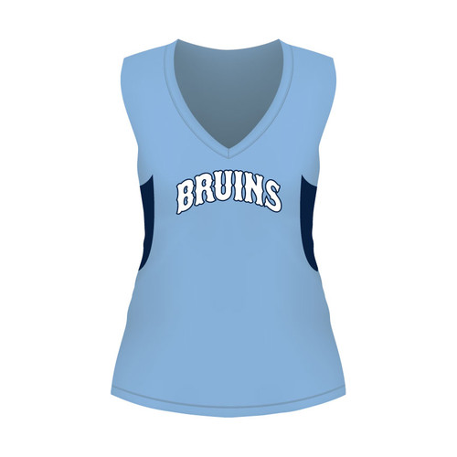 Bruins Ladies Sleeveless Shirt