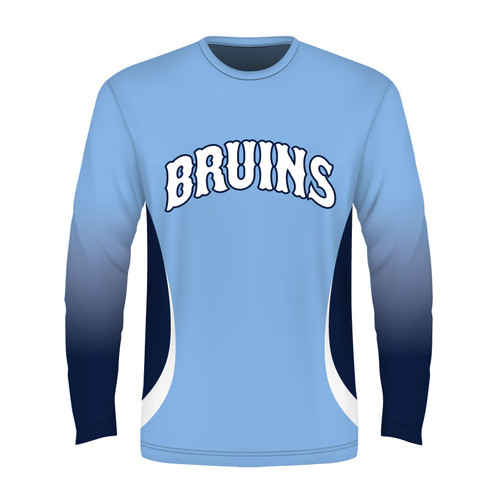 Bruins Long Sleeve T - Sublimated