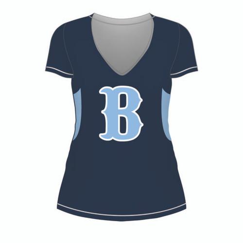 Bruins Ladies Short Sleeve