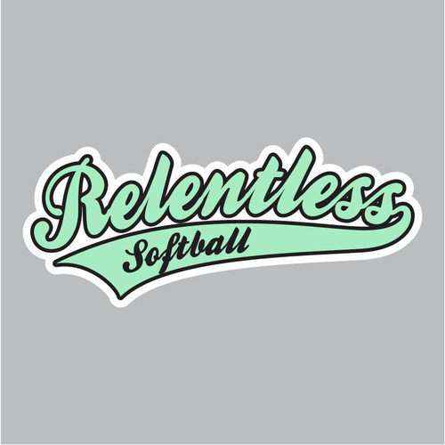 Relentless Decal
