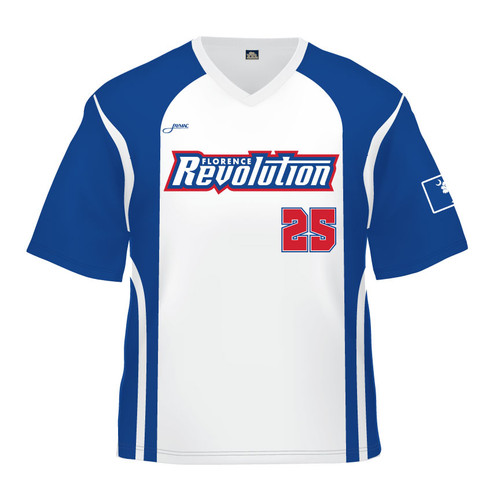 Florence Revolution Replica Jersey - Blue