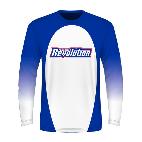 Florence Revolution Long Sleeve T - Sublimated