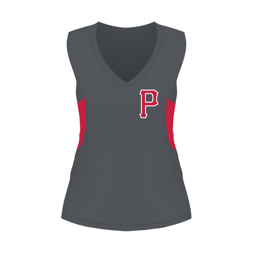 Pamplico Punishers Ladies Sleeveless Shirt
