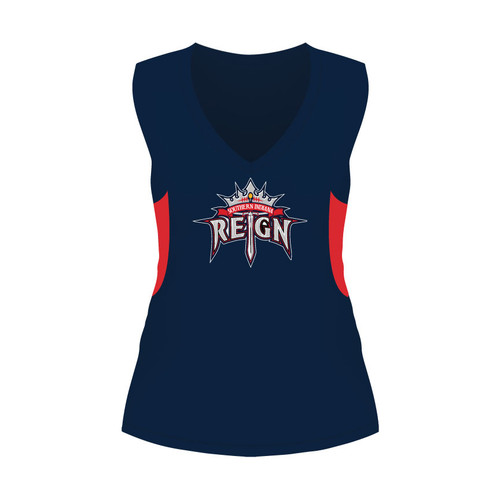 Southern Indiana Reign Ladies Sleeveless Shirt