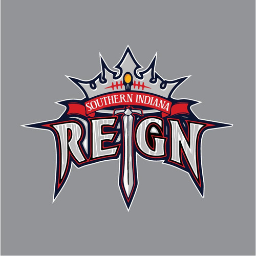 Southern Indiana Reign Decal