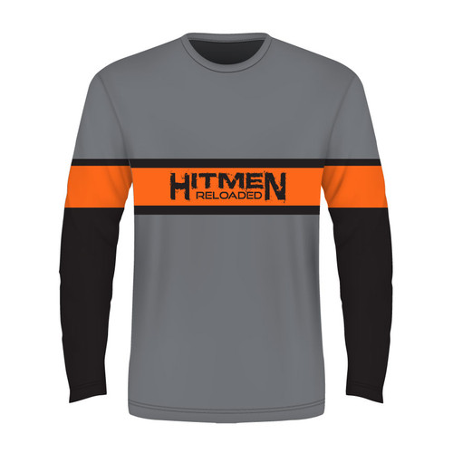 Hitmen Reloaded Long Sleeve T - Sublimated