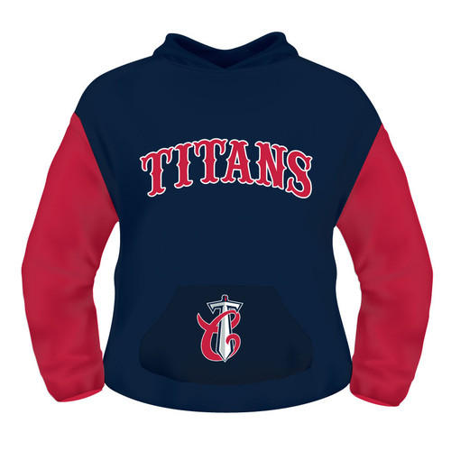 Carolina Titans Hoodie - Navy - Sublimated