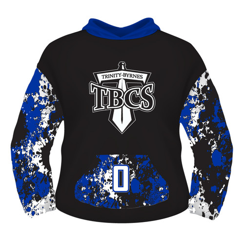 Trinity-Byrnes Hoodie - Fleece Sublimated