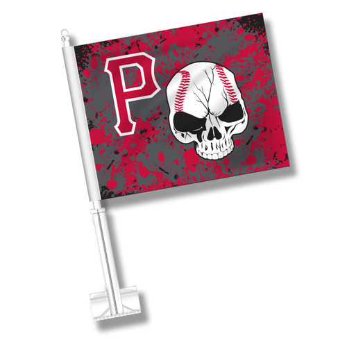 Pamplico Punishers Car Flag