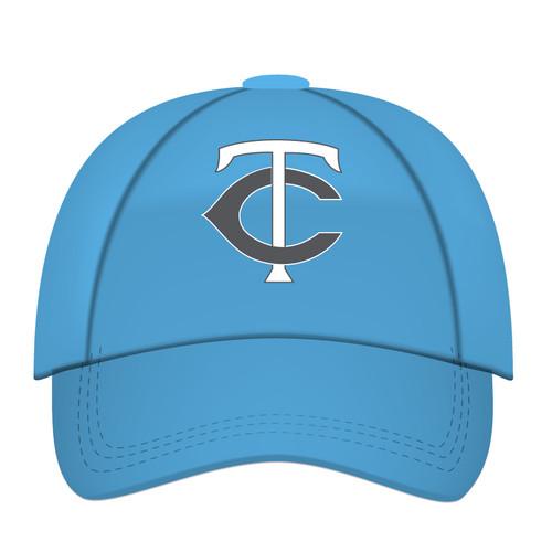 Carolina Thunder Hat - Blue