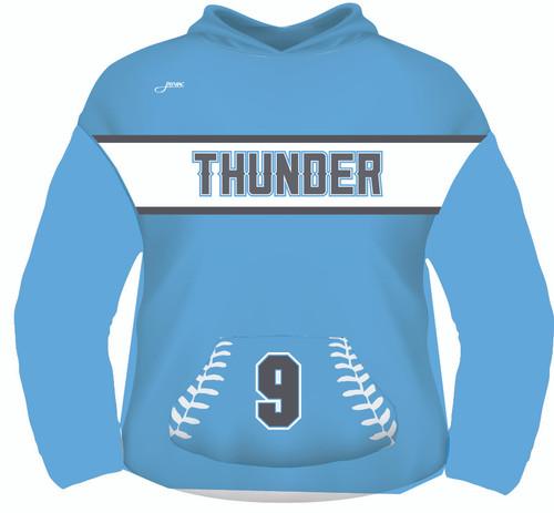 Carolina Thunder Hoodie - Sublimated