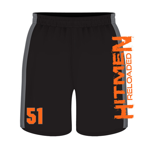 Hitmen Reloaded Shorts - Sublimated
