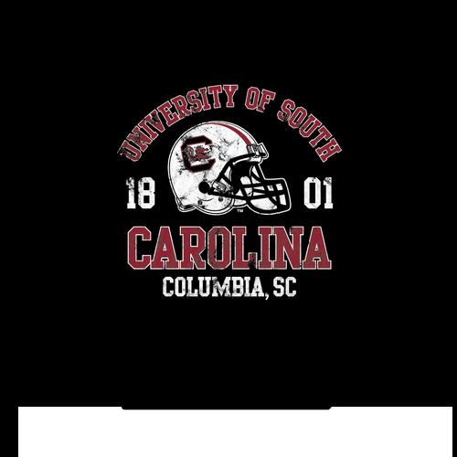 South Carolina Can Hugger- Vintage Helmet