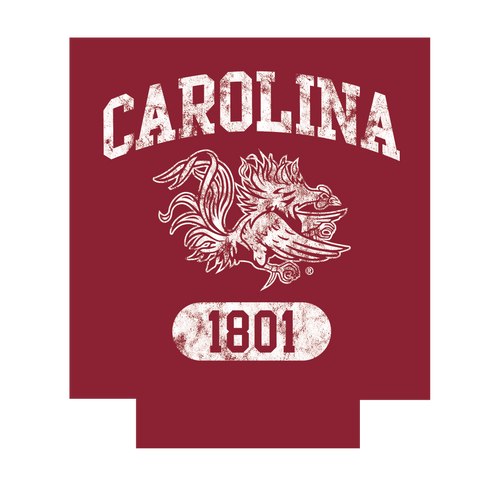 South Carolina Can Hugger- Vintage Carolina