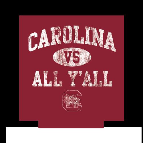 South Carolina Can Hugger- vs All Yall