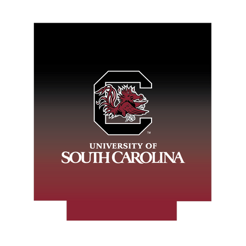 South Carolina Can Hugger- Ombre 18