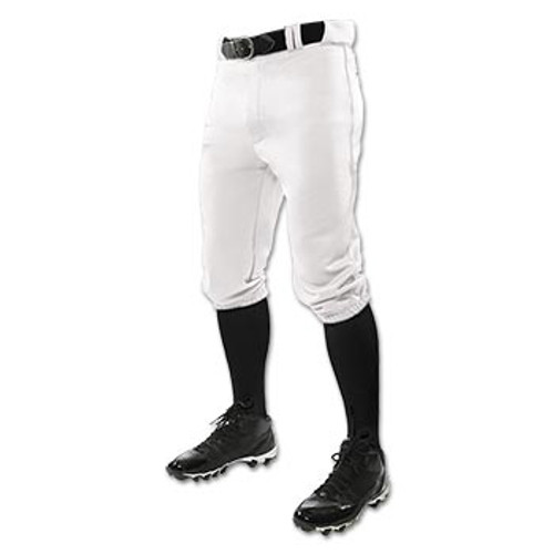 Baseball Knickers--White