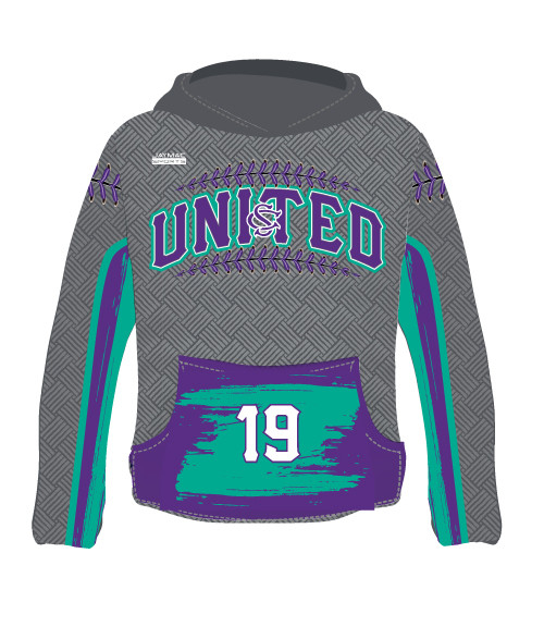 SC United Fully Sublimated Hoodie