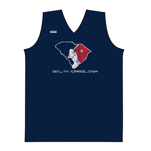State-19 --State of SC -MLB Style Logo