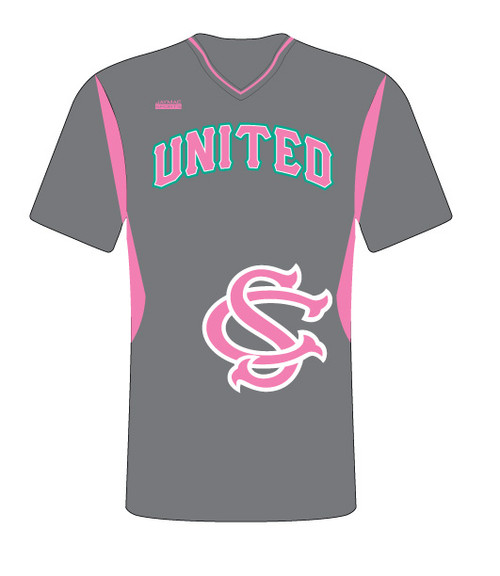 2019 SC United Pink Jersey